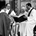 A final opportunity to confer the sacrament of holy orders