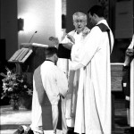 First conferral of holy orders as Archbishop of Seattle